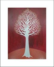 L'arbre aux coeurs.