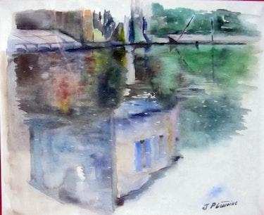 La reflexión de ropa. Jean-Pierre Lemoine