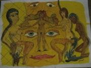 Libération des femmes 45 X 60 cm. Jamart