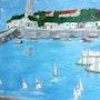Puerto de Saint-Georges-de-Didonne 17110. Luc Terrail