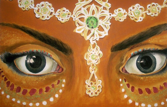 Le siyala - Afrique - des bijoux et des emblèmes de la fécondité féminine. Danuta Tabor /Nach Dem Abbildung Aus Dem Buch Geschmückte Haut Von Karl Gröning Anna Tabor