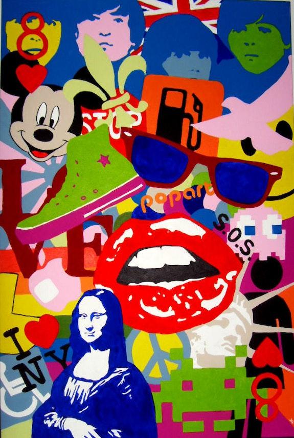 Melting Pop.  David Terrazzano