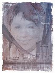 Enfant de La Rochelle.