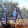 En aceite de oliva. Jean-Marc Estellon