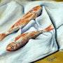 El salmonete. Jean-Marc Estellon