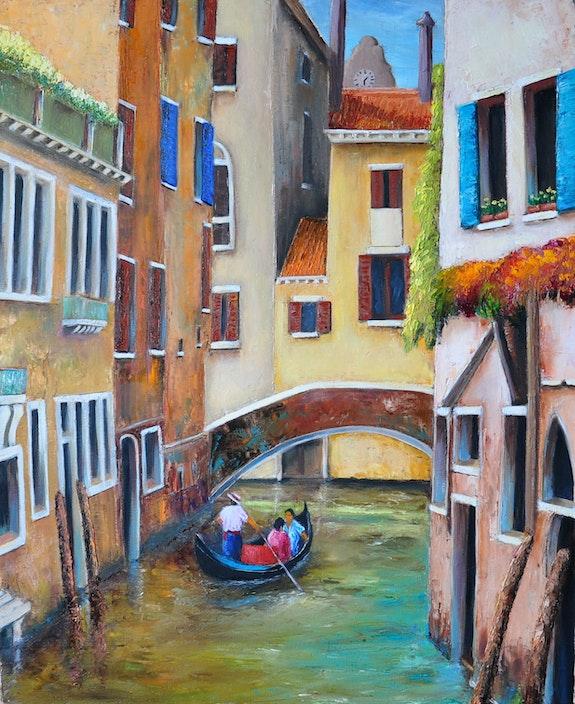 Paseo de Venecia 1160. Marc Lejeune Marc Lejeune
