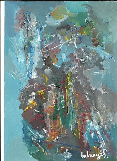 Fondo del mar. Peintre