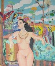 Tijuana, déesse des tepuys.