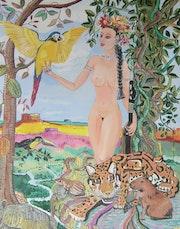 Filomena diosa Harawack. Cadilhac Jean