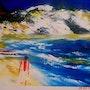 Romance and the sea. Zouhri Mostafa
