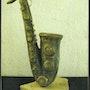 Saxophon. Artsolite Créations