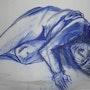 Blue Nude. Myp