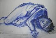 Blue Nude.