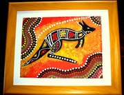 Canguro Australia.