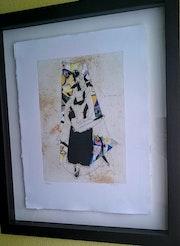 Kubismus als Vorwand. Fnúñez