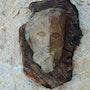 Masque de pierre (La Révélation). Moretti Alain