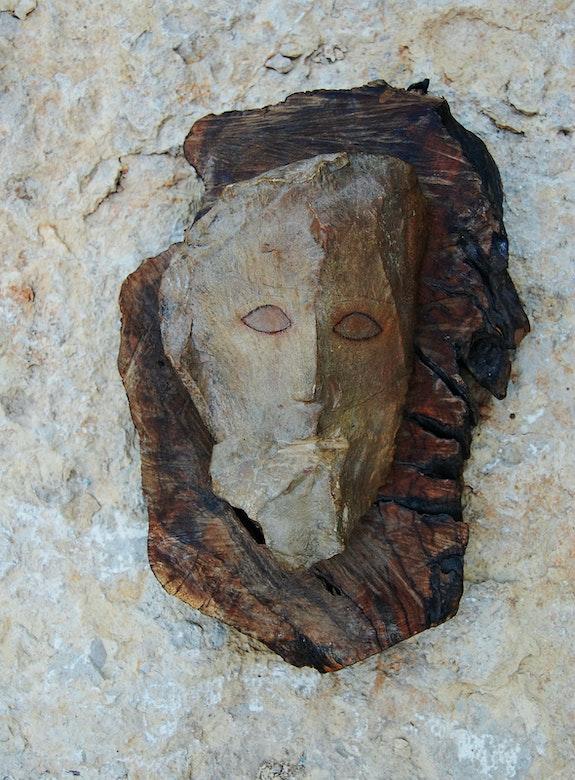 Masque de pierre (La Révélation). Moretti Alain Moretti Alain