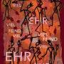 Viel Feind viel Ehr (Sprichwort) - limitierte Original Grafik Jacqueline_Ditt. Universal Arts Galerie Studio Gmbh