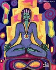 El Energie Vida - Gemälde Original - Jacqueline_Ditt.