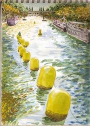 Spot Canal de Ourcq.