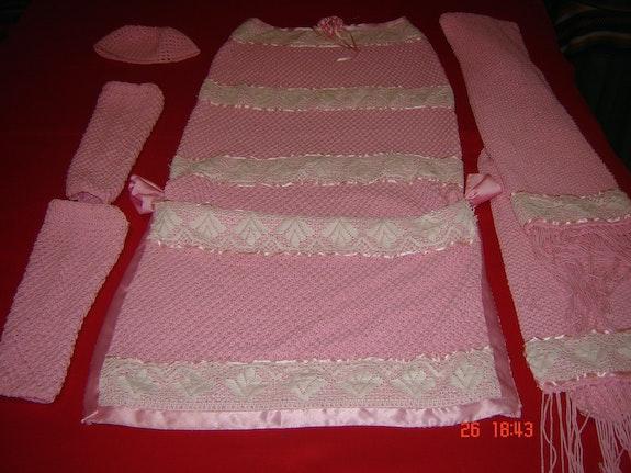 Pink dress. Marta Arberas Marta Arberas