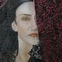 Face cachée d'une femme. Joseline Nectoux