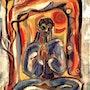 Ciel Calling - Gemälde Original - Jacqueline_Ditt. Universal Arts Galerie Studio Gmbh