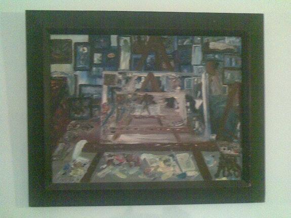 Art marocaine de ma galerie.  Must