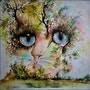 Die Katze fantastisch. André Farnier