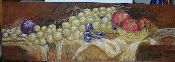 2008 Paniere Frucht wie eine Traube?. Patricia Vivier Robert Patricia Vivier Robert » Pat V »