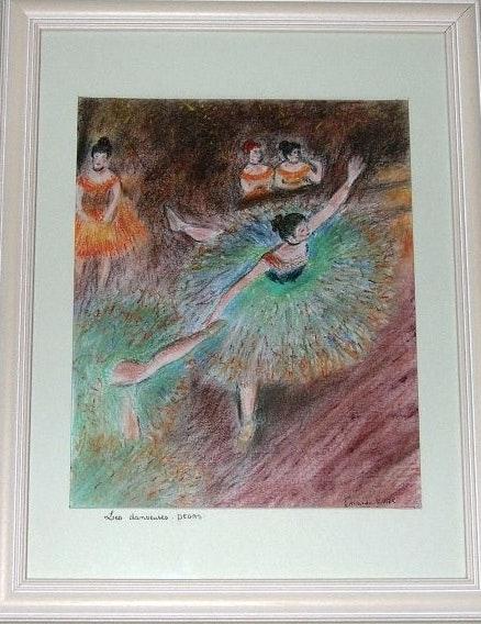 2007 De acuerdo con Edgar Degas Arabescos. Patricia Vivier Robert Patricia Vivier Robert » Pat V »