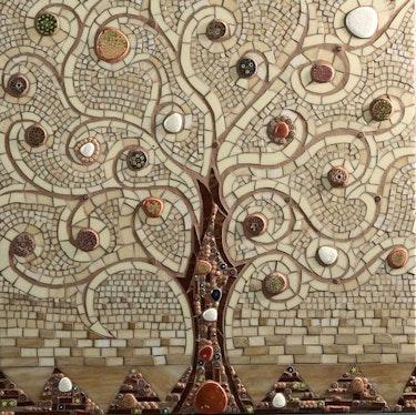 Tree of Life. Corinne Lelaumier