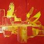 Cadmium Yellow Light Cadmium Red Light on. Mag