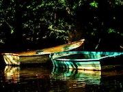 Barcas solitaria!.