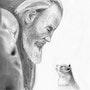 Le vieil homme et le chat. 33Domy