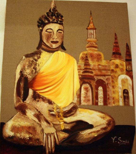 Little Buddha Zen.  Valérie Audibert