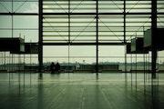 Praha's airport.