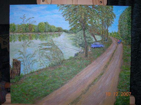 Vert - Le - Petit «les Etangs «2007. Patricia Vivier Robert Patricia Vivier Robert » Pat V »