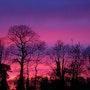 """""""Sunset Breton"""". Anne-Marie Duval"""