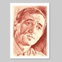 Blood, Charles Aznavour. Philippe Flohic