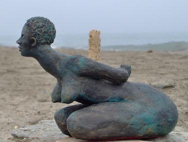 Esclave. Brigitte Boursereau