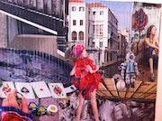 Fortuna Major Gambling, Venice, a young woman. Rose Comien