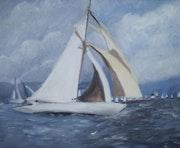 La regata Nioulargue.