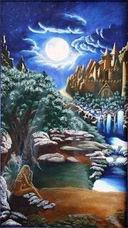 The Castle of the Fairy / Fairy's Castle.
