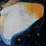 DANAE:inspirée de L'oeuvre de Gustav klimt. Jean Paul Faivre