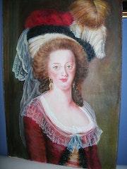 Marie Antoinette. Jacqueline Diruy