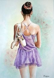 La pequeña bailarina..