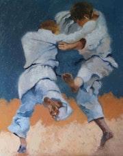 Judokas.
