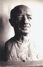 Bust of Pierre Collaud. Dulac (Jean Dulac Fils)