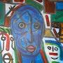 Question bleue. Jean Marc Garima
